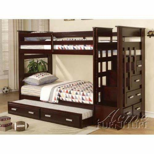 Giường ngủ 2 tầng trẻ em đẹp giá rẻ TPHCM dành cho 2 bé nam mạnh mẽ