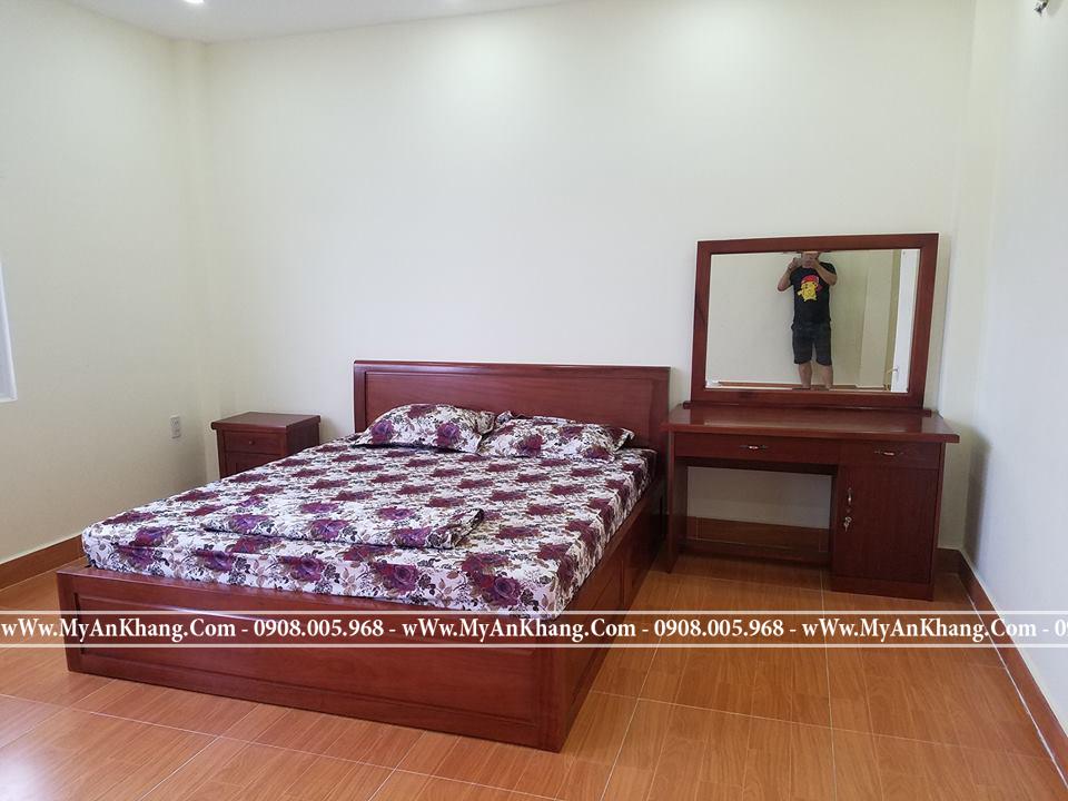 Thi công phòng ngủ đẹp giá rẻ tại TPHCM