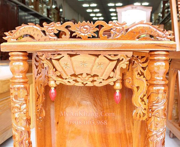 Bàn thờ ông địa ngang 50cm mái bằng tại Tp. Hồ Chí Minh