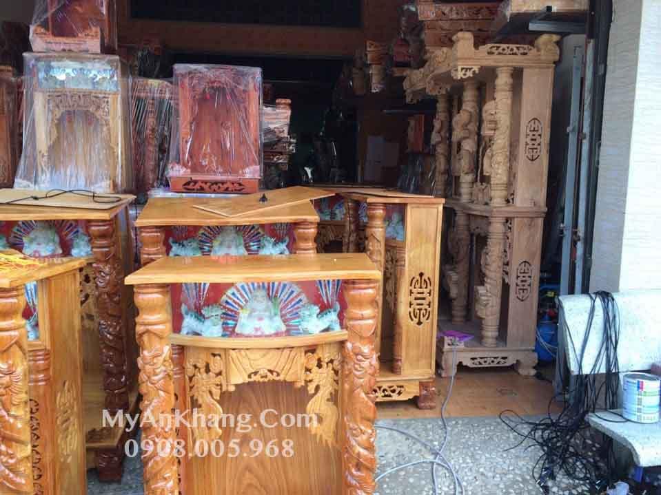 Cửa hàng Bàn thờ ông địa tại TPHCM