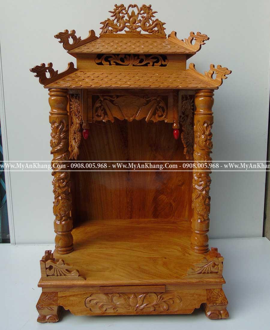 Bàn thờ ông địa mái chùa giá rẻ ngang 58 56 98