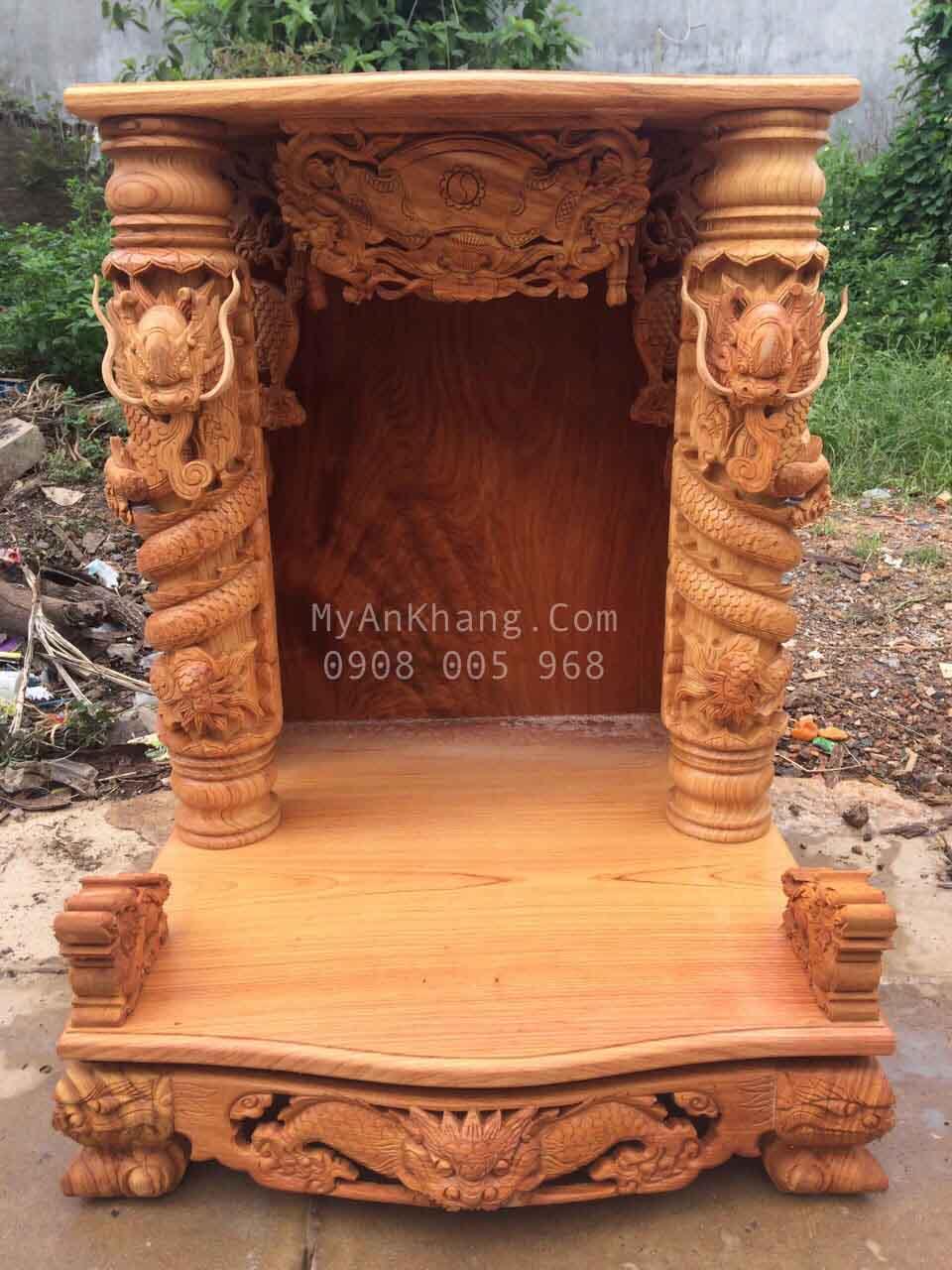Xưởng sản xuất bàn thờ ông địa thần tài