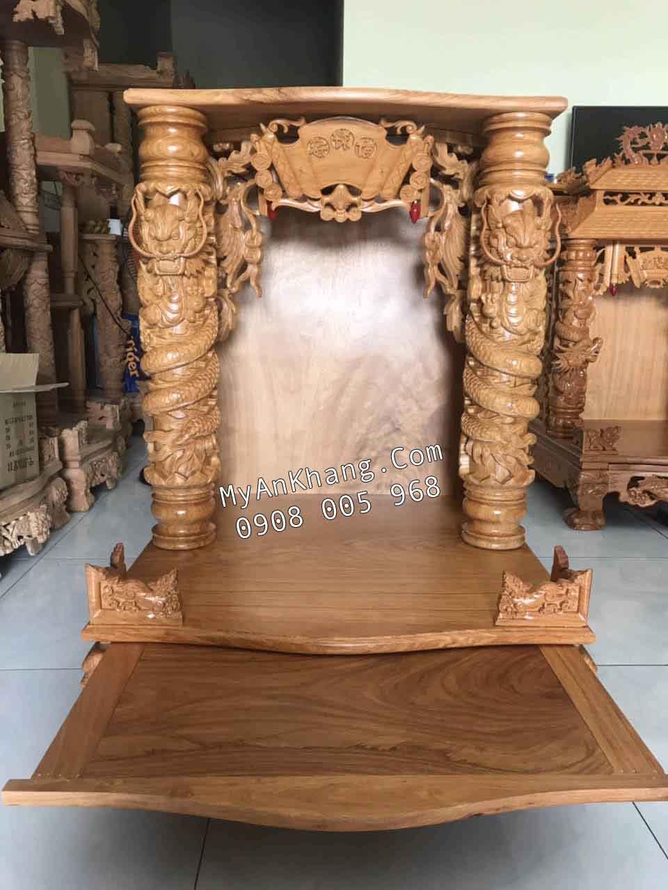 Bàn thờ thần tài ông địa tại Hà Nội