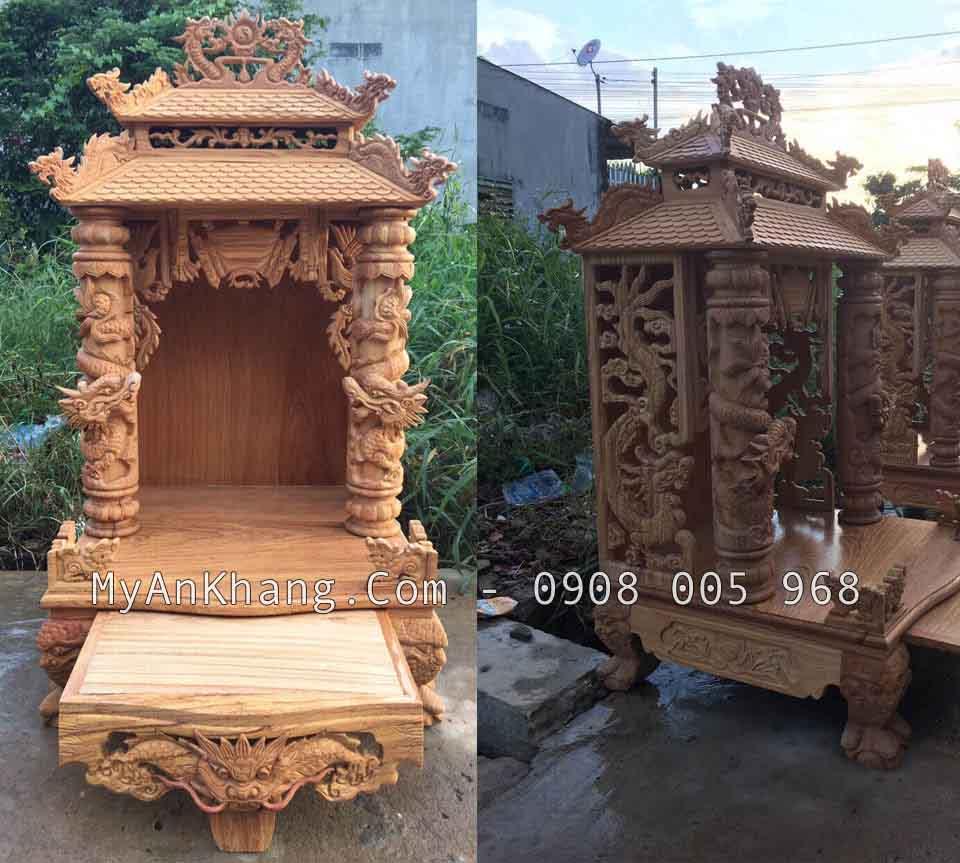 Xưởng sản xuất Bàn thờ thần tài Hà Nội