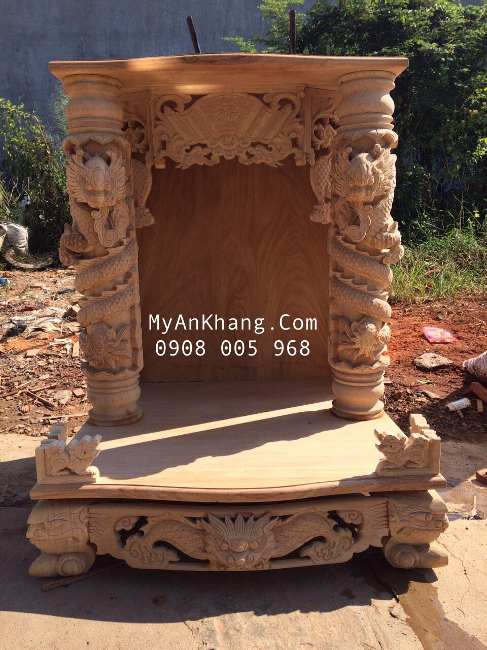 Bàn thờ ông địa thần tài đẹp TP Vũng Tàu