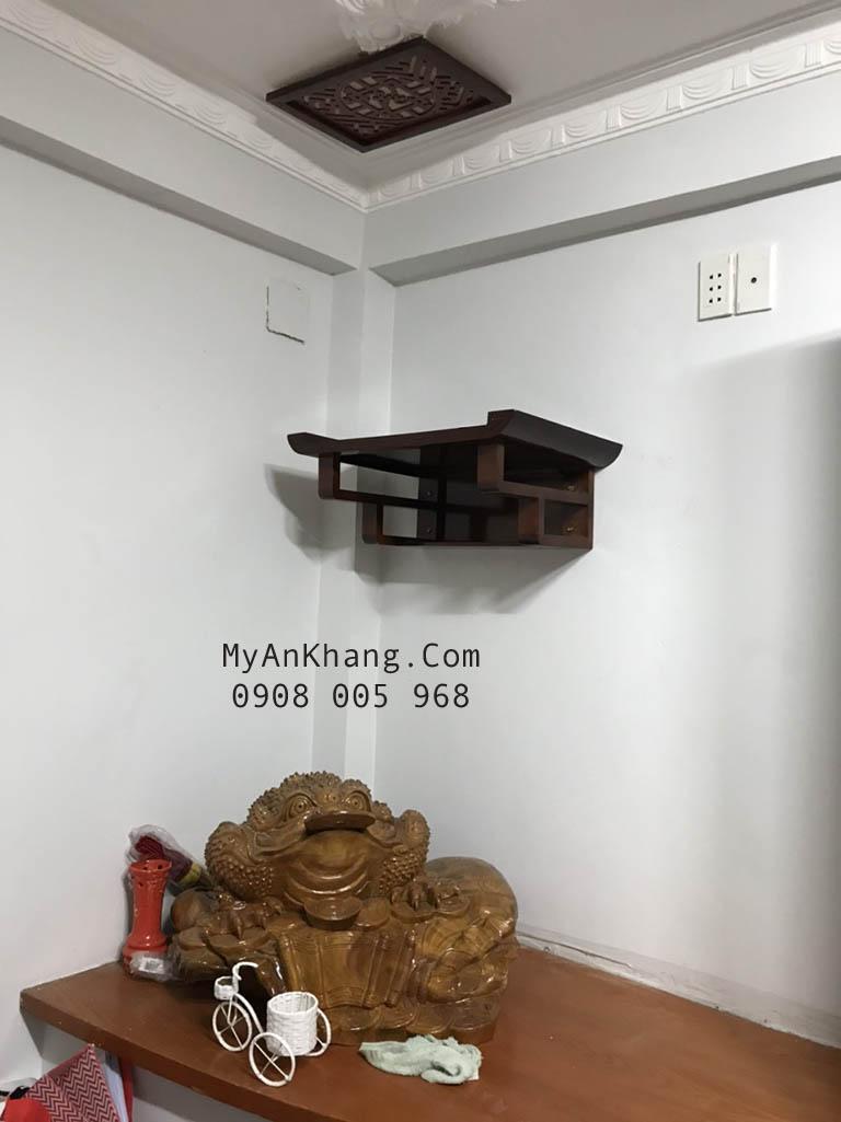 Lắp đặt bàn thờ treo tường quận 10 TPHCM