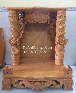 Bàn thờ thần tài ông địa đẹp tại Kiên Giang