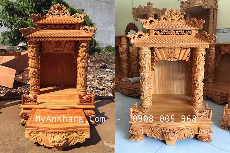 Cửa hàng bàn thờ thần tài ông địa tại Nguyễn Chí Thanh Quận 5