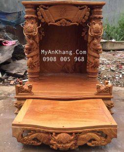 Bàn thờ thần tài ông địa đẹp quận Tân Phú, Bình Tân
