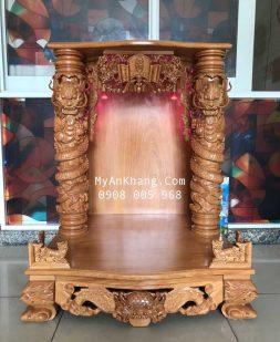 Bàn thờ thần tài ông địa đẹp tại quận phú nhuận TPHCM