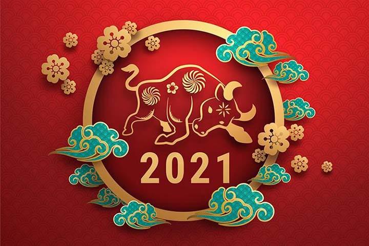 Thư chúc tết 2021 lịch nghỉ tết nguyên đán